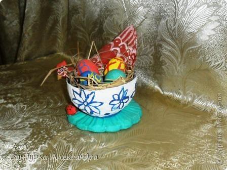 Скоро Пасха! Рябушка уже готовится к празднику. фото 3