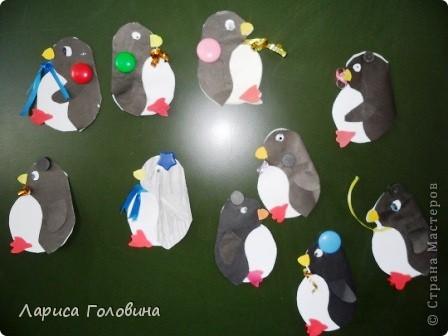Пингвины. фото 1