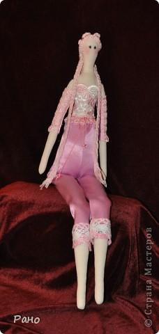 Вот ещё моя куколка фото 2