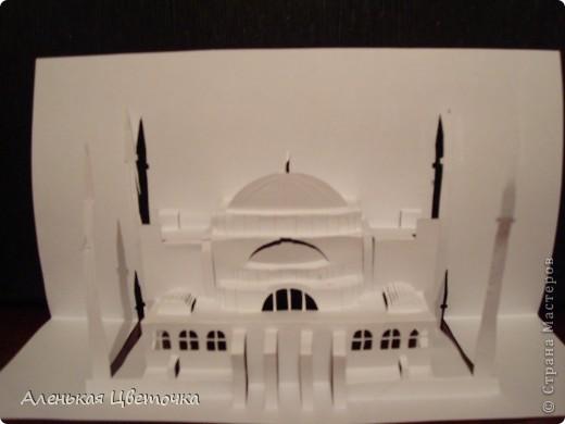 Знаменитые здания Бумага