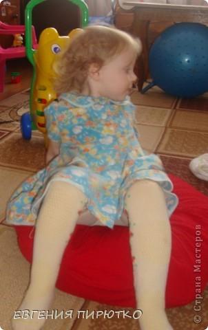 подушка- игрушка для доченьки фото 2