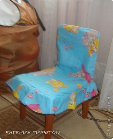 чехол на детский стульчик фото 2
