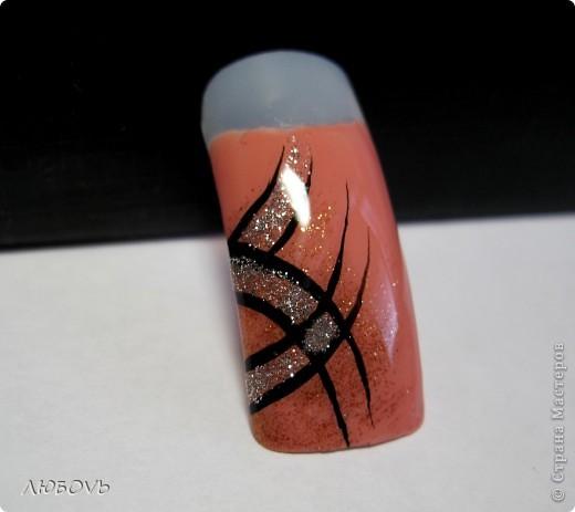 Здравствуйте,милые наши мастерицы!Решила сделать МК по росписи ногтей.Весна!Снимаем перчатки.Хочется свежести и обновления.Это совсем не сложно.Главное немного времени,чтобы дать высохнуть лаку. фото 1