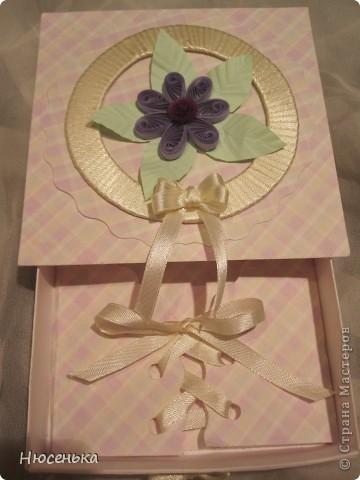 Добрый день Мастера и Мастерицы!!!  Еще одни маргаритки сделала для любимой мамочки в подарок на 8 марта. фото 7