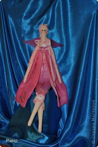 Вот ещё моя куколка фото 1