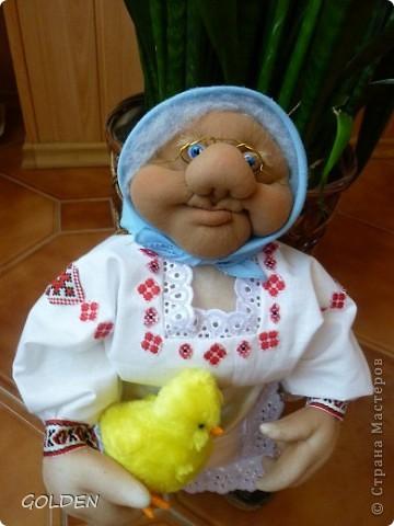 Знакомьтесь! Это мы - Баба Мария и Дед Семен! фото 2