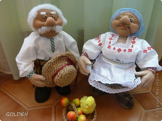 Знакомьтесь! Это мы - Баба Мария и Дед Семен! фото 19