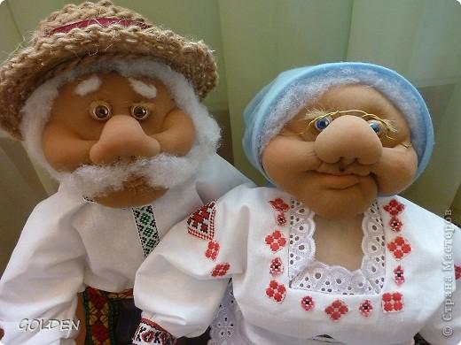 Знакомьтесь! Это мы - Баба Мария и Дед Семен! фото 20