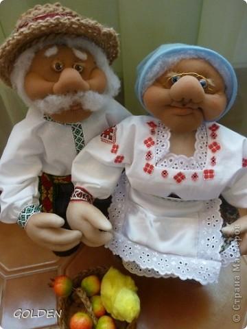 Знакомьтесь! Это мы - Баба Мария и Дед Семен! фото 21