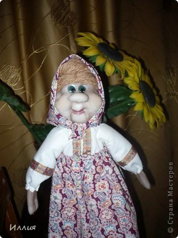 Бабушка Дуся.