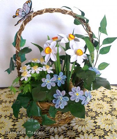Наконец то повеяло настоящей весной!!! Начинают расцветать первые весенние цветочки. Хрупкие, нежные... И у меня весеннее настроение. Хочу подарить его и Вам!!! фото 1