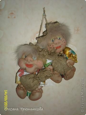 Шитье кукол из капрона мастер класс сделай сам #7