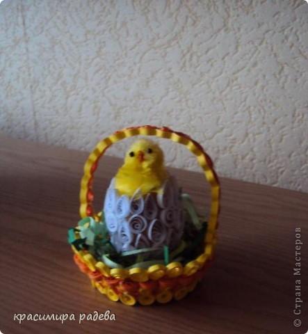 това е моята Великденска кошничка фото 2