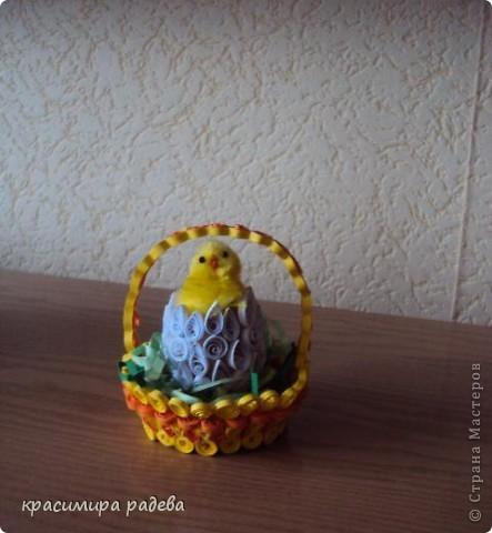 това е моята Великденска кошничка фото 3