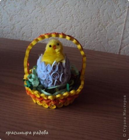 това е моята Великденска кошничка фото 1