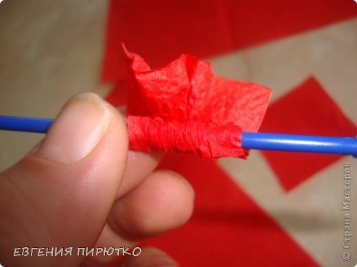 букет роз МК фото 5