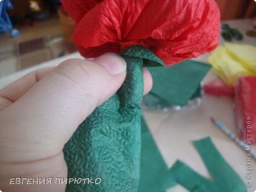 букет роз МК фото 24