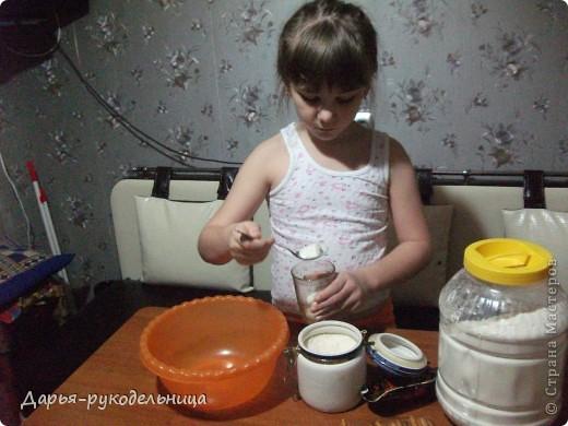 Сразу хочу поблагодарить пользователя-Оксана_Владимировна(http://stranamasterov.ru/node/56473),по рецепту которой я и сотворила эти чудесные вкусности для своей мамы.Мне очень понравилось творить и фотографировать процесс. фото 3