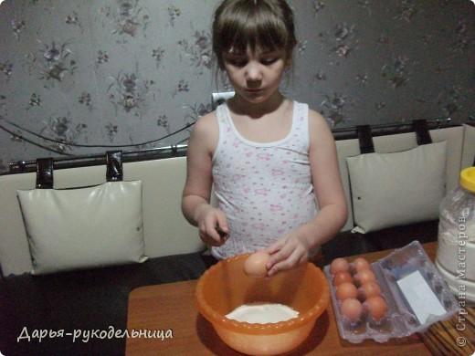 Сразу хочу поблагодарить пользователя-Оксана_Владимировна(http://stranamasterov.ru/node/56473),по рецепту которой я и сотворила эти чудесные вкусности для своей мамы.Мне очень понравилось творить и фотографировать процесс. фото 5