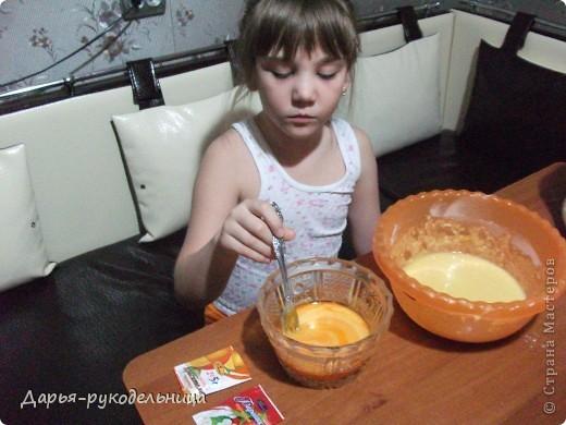 Сразу хочу поблагодарить пользователя-Оксана_Владимировна(http://stranamasterov.ru/node/56473),по рецепту которой я и сотворила эти чудесные вкусности для своей мамы.Мне очень понравилось творить и фотографировать процесс. фото 10