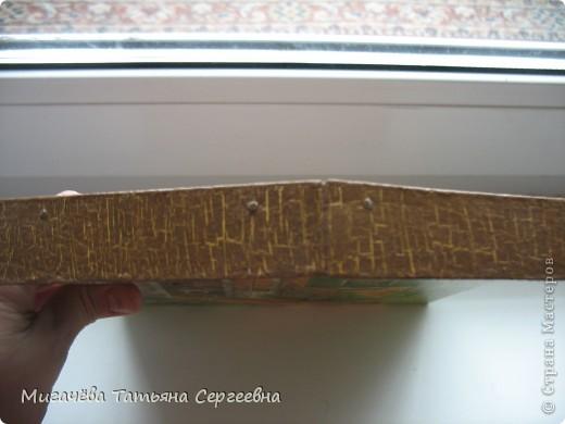 Ключница на заказ. фото 3