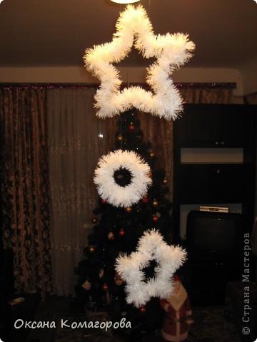 Мое новогоднее мандариновое дерево фото 5