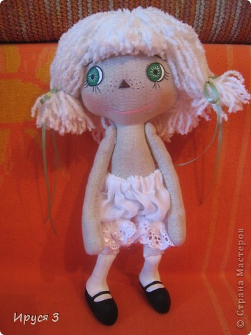 Куколка Марта фото 2
