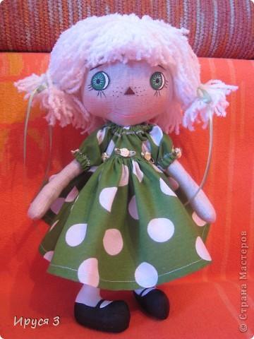 Куколка Марта фото 3