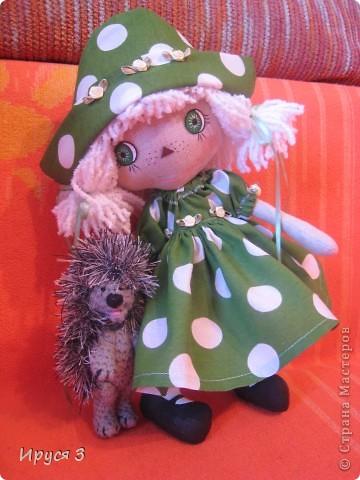 Куколка Марта фото 6
