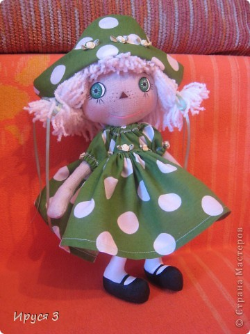 Куколка Марта фото 10