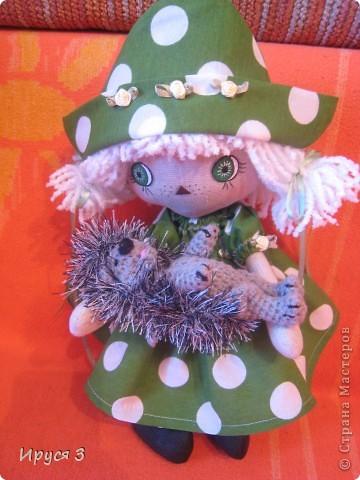 Куколка Марта фото 11