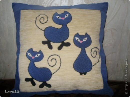 Синие коты фото 1