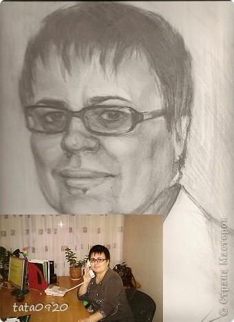 портрет с добавлением сюжетной композиции(обстановка комнаты с леопардом)мой заказ маслом фото 2