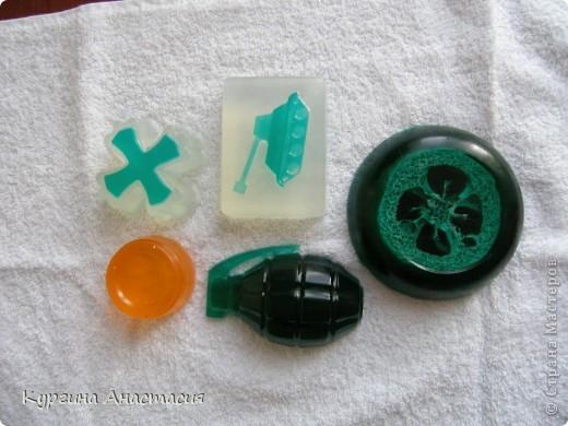Мои первые шаги в мыловарении. фото 3