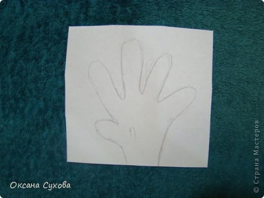 МК изготовление рук (кистей)  фото 4