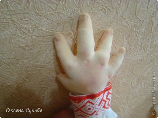МК изготовление рук (кистей)  фото 12