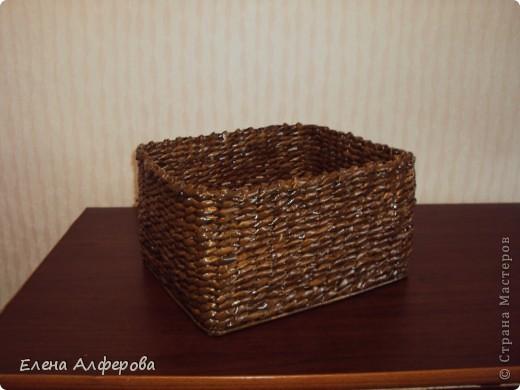 Короб плетеный под лук фото 2