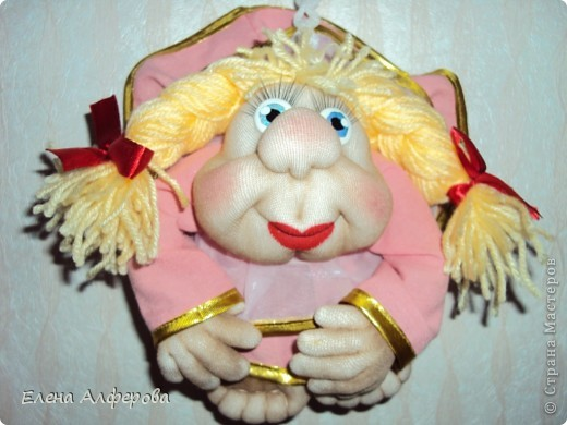 Кукла на удачу!!! фото 1