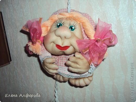 Кукла на удачу!!!