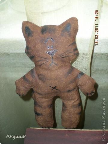 Мишка-саше с мятой фото 2