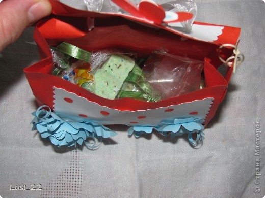 Вот такая сумочка получилась, когда я увидела сумочку у Корсановой Ольги http://stranamasterov.ru/node/60701#comment-1319447 фото 4