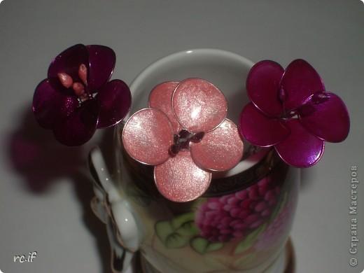 Цветочки по МК Лерочки_94 фото 3