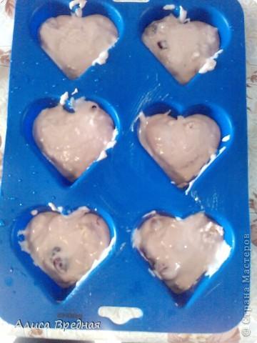 Добрый вечер))) Вчера я решила испечь маффины, а сегодня выкладываю для Вас))) фото 4