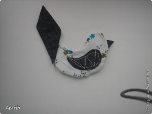 Хочу предложить Вам МК вот таких пасхальных птичек для украшения интерьера. фото 9