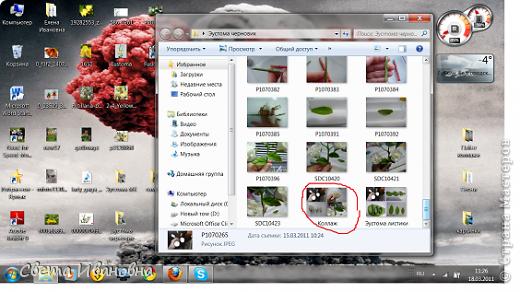 """Программа с помощью которой я объединяю фотографии называется """"PAINT"""", она входит в стандартный пакет """"Windows"""". фото 20"""