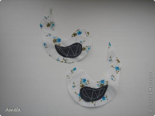 Хочу предложить Вам МК вот таких пасхальных птичек для украшения интерьера. фото 6