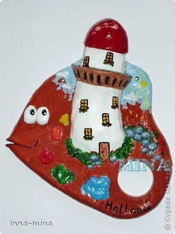 Рыбка Голландия. Три мои ассоциации с Голландией - голландская школа живописи, мельницы и тюльпаны фото 2