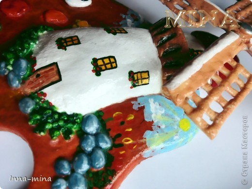 Рыбка Голландия. Три мои ассоциации с Голландией - голландская школа живописи, мельницы и тюльпаны фото 3