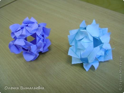 """Здравствуйте! Разрешите представить вам  одно из занятий  кружка """"Оригами"""". Сегодня идет распределение по группам. Ребята очень стараются.  фото 10"""
