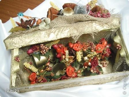 Коробка с птичками фото 5